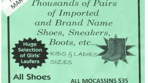 Shoe Sale this Sunday @ Bais Rivkah 310 Crown St.