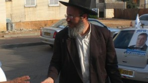 Lubavitcher May Run for Mayor in Tzfas