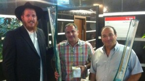 Chabad Activities On a Roll in Rishon Letzion