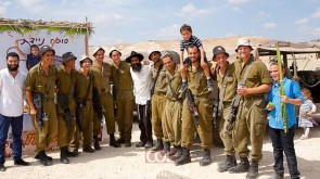 Festival Joy for Soldiers in Maaleh Adumim