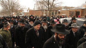 PHOTOS: 1000 mourn passing of Rabbi Daniel Moscowitz in Chicago