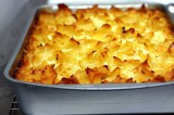 Sweet and Peppery Noodle Kugel