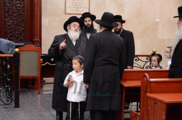 A Blessing for Little Moishe