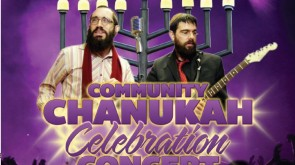 Amazing 8th Day Chanukah Concert   – just 1 hour from Crown Heights