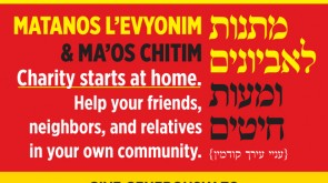 5th Yartziet of Shimshon Stock OBM - DONATE YOUR Matanos La' Evyonim to CSSY