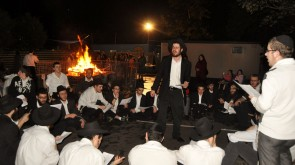 Lag B'Omer at YG Melbourne