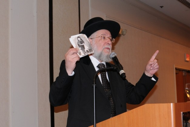 Chief Rabbi Draws a Crowd in Michigan