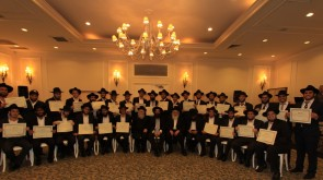New a Rabbi? Chabad's Got 31 New Ones!
