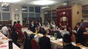 PHOTOS: Avos U'Bonim Melave Malka - Manchester, UK