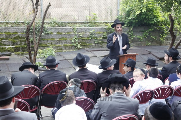 Crown Heights: Darchai Menachem's annual Recognition and Awards Ceremony