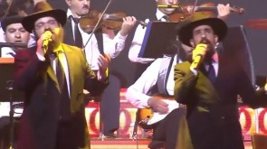 VIDEO OF THE DAY: Benny Friedman & Nemouel Harroch