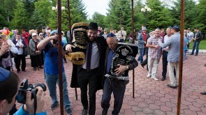 Birobidzhan Revived by New Torah Scroll