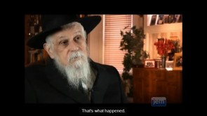 VIDEO: Rabbi Binyomin Klein on The Rebbe's Response to a PLO Threat - Behind the Scenes at 770