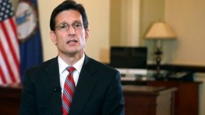 VIDEO OF THE DAY: House Majority Leader Eric Cantor Quotes The Rebbe