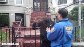 VIDEO: Chokehold Mugger Arrested