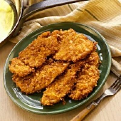 Cornflake Shnitzel