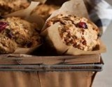 Cranberry Harvest Muffins
