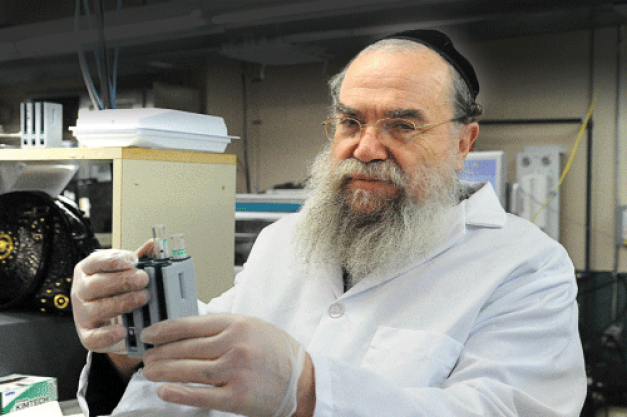Wall Street Journal Profiles Dor Yeshorim the Community's Twist on Genetic Tests 
