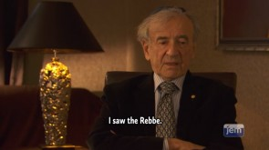 VIDEO OF THE DAY: Elie Wiesel on his relationship with the Rebbe