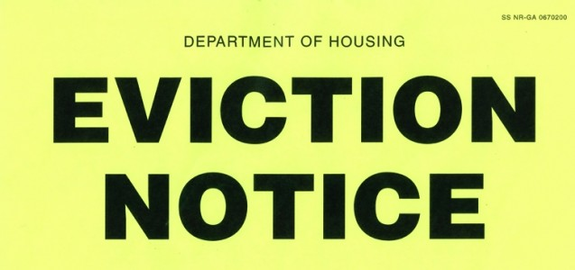 HELP SAVE A FAMILY FROM EVICTION