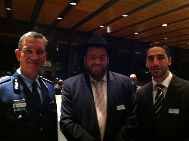 Chabad caters Kosher at Premier's Iftar Dinner