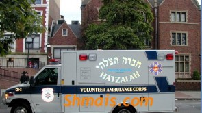 OP-ED: Who's Driving the Rebbe's Ambulance?