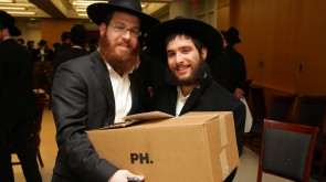 PHOTOS:From A-Z today's Bochurim can handle it all