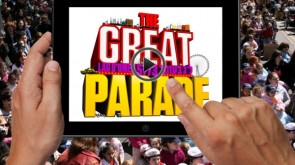 CROWN HEIGHTS: WATCH THE GREAT PARADE 5774 LIVE!