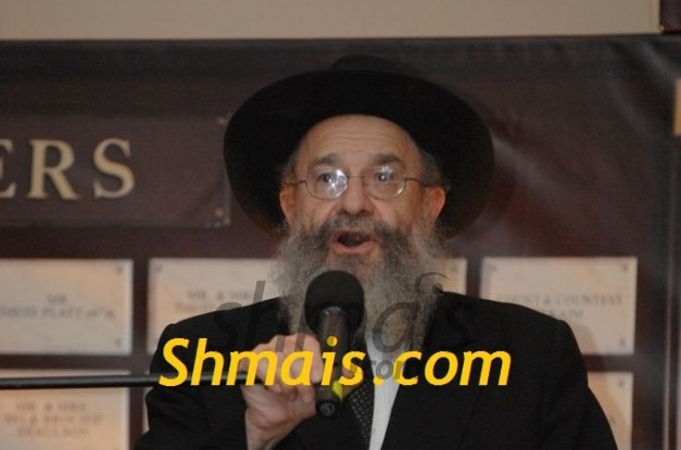 SHMAIS.COM EXCLUSIVE: Popular Rov Resigns from Vaad Rabbonei Lubavitch
