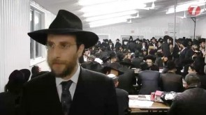 VIDEO: Arutz-7 Interviews Rabbis Goldberg, Wolff & Lipskar @ the Ohel