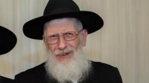 Boruch Dayan Haemes –  Rabbi Menachem Meyer Blau OBM