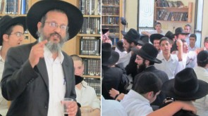 Student Shluchim Arrive in Rechovot