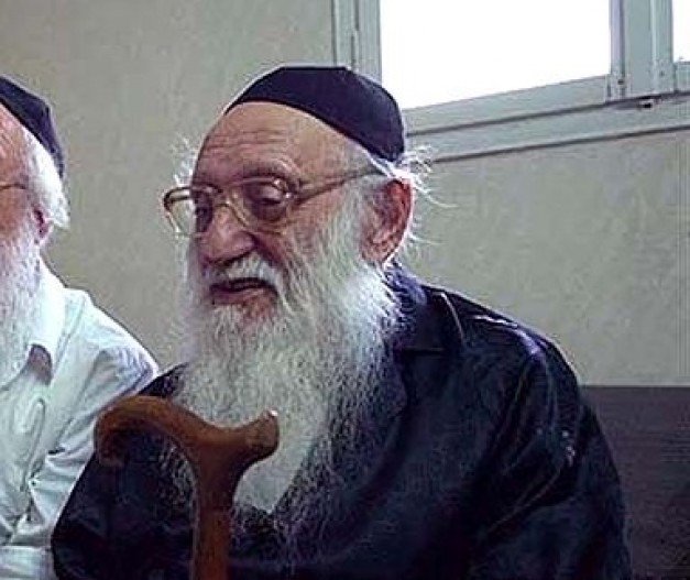 Rabbi Aharon Gershon Farkash Passes Away