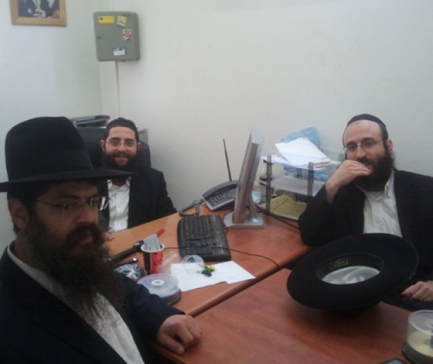 Rabbi Lapidus Joins Yeshivas Chazon Eliyahu in Tel Aviv