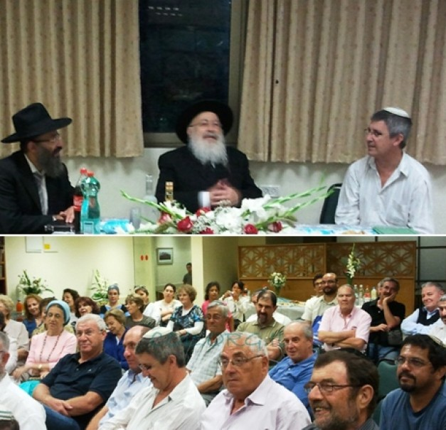 Spanish Community in Raanana Prepares for Gimmel Tammuz