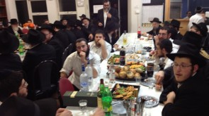 Rosh Chodesh Kislev 5772 Farbrengen Down Under