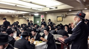 Released Time Bochurim Gather in Honor of Yud Shevat