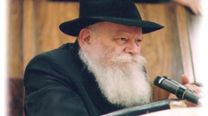 REBBE VIDEO OF THE DAY: Nigun