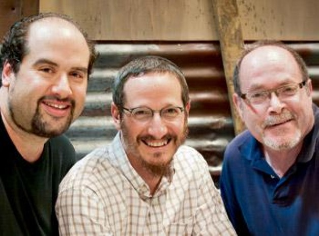 Rabbi takes musical to Off-Broadway
