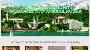 Sochi: New website welcomes Olympic tourists
