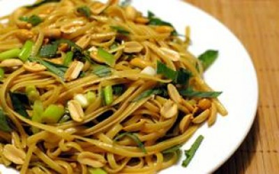 Thai Sesame Noodles
