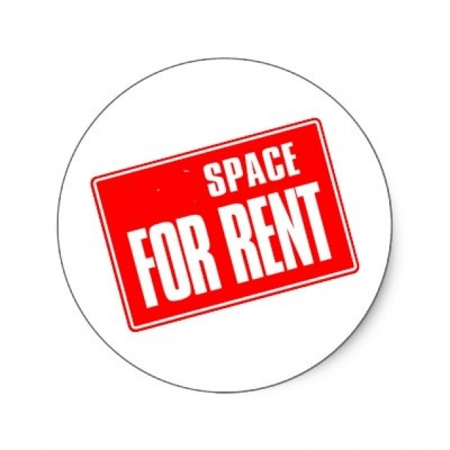Space Available for Rent