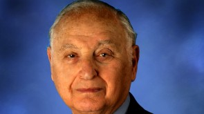 Boruch Dayan Haemes - Yehuda Avner, Israeli Diplomat, Adviser to Seven Prime Ministers and Acclaimed Author, 86